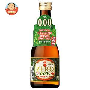 小正醸造 小鶴ゼロ ノンアルコール 300ml瓶×12本入|misono-support