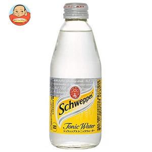 コカコーラ シュウェップス トニックウォーター 250ml瓶×24本入