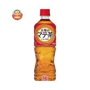コカコーラ 太陽のマテ茶 525mlペットボトル×24本入