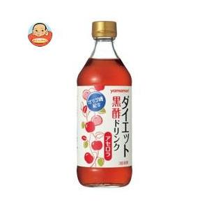 ヤマモリ ダイエット黒酢ドリンク アセロラ 500ml瓶×6本入|misono-support