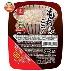 はくばく もち麦ごはん 無菌パック 150g×12(6×2)個入|misono-support