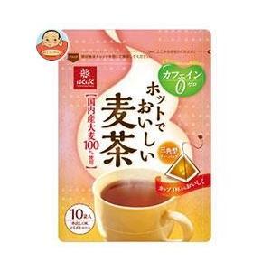 はくばく ホットでおいしい麦茶 7gx10×10袋入