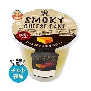 【送料無料】【チルド(冷蔵)商品】トーラク スモーキーチーズケーキ 82g×6個入|misono-support