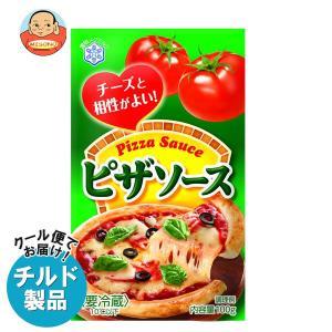【送料無料】【チルド(冷蔵)商品】雪印メグミルク ピザソース 100g×20袋入|misono-support