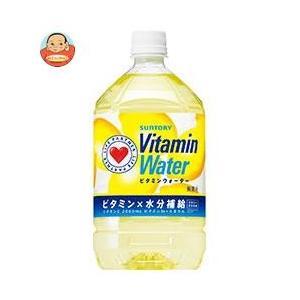 サントリー Vitamin Water(ビタミンウォーター) 1Lペットボトル×12本入 misono-support