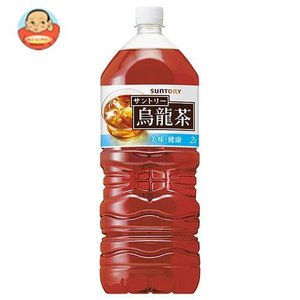 サントリー 烏龍茶 2Lペットボトル×6本入|misono-support