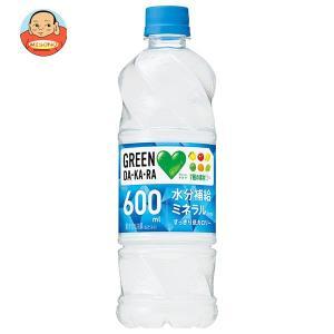 サントリー GREEN DAKARA(グリーン ダカラ)【手売り用】 600mlペットボトル×24本入|misono-support