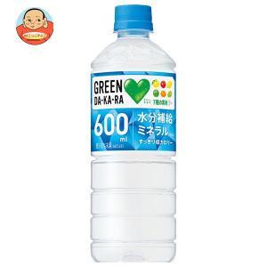サントリー GREEN DAKARA(グリーン ダカラ)【自動販売機用】 500mlペットボトル×24本入|misono-support