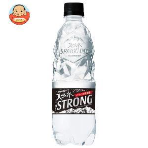 サントリー 南アルプスの天然水 スパークリング 500mlペットボトル×24本入