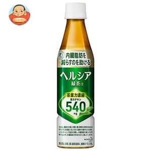 花王 ヘルシア 緑茶【特定保健用食品 特保】 350mlペットボトル×24本入|misono-support