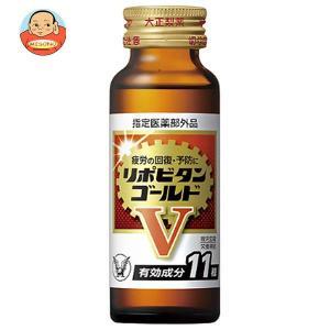 大正製薬 リポビタンゴールドV 50ml瓶×60本入 misono-support