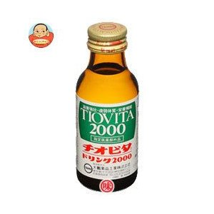 大鵬薬品 チオビタドリンク2000 100ml瓶×50本入 misono-support