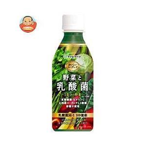 ユーグレナ おいしいミドリムシ乳酸菌 280gペットボトル×24本入...
