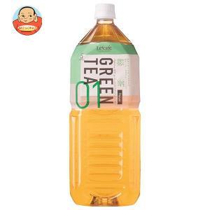 Haruna Le cafe 緑茶 2000ml × 6本 ペットボトルの商品画像|ナビ