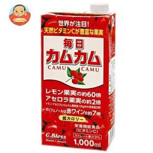 ジーブレス 毎日カムカム 1000ml紙パック×6本入|misono-support