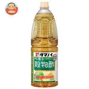 タマノイ ヘルシー穀物酢 1.8Lペットボトル×6本入|misono-support