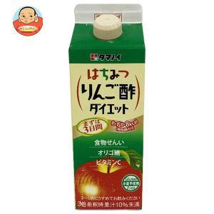 タマノイ はちみつりんご酢ダイエット濃縮タイプ 500ml紙パック×12本入|misono-support