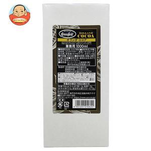 UCC HOLLAND COCOA(オランダココア) 1000ml紙パック×6本入|misono-support