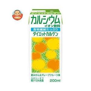 カルゲン製薬 ダイエットカルゲン 200ml紙パック×24本入|misono-support