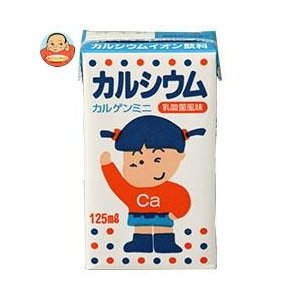 カルゲン製薬 カルゲンミニ 125ml紙パック×24本入|misono-support
