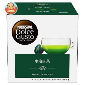 ネスレ日本 ネスカフェ ドルチェ グスト 専用カプセル 宇治抹茶 16個(16杯分)×3箱入|misono-support