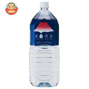 ミツウロコ 富士清水 JAPAN WATER 2Lペットボトル×6本入