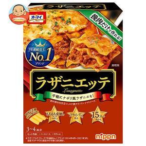 日本製粉 オーマイ ラザニエッテ 320g×18箱入|misono-support