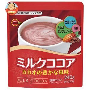 ブルボン まろやかでおいしいミルクココア 200g袋×12袋入|misono-support