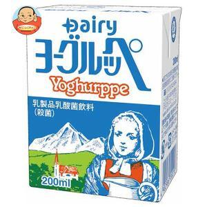 南日本酪農協同 デーリィ ヨーグルッペ 200ml紙パック×24本入 misono-support