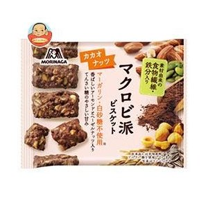森永製菓 マクロビ派ビスケット<カカオナッツ> 37g×6袋入|misono-support