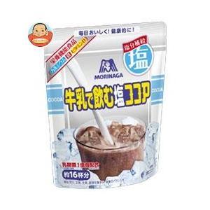 森永製菓 牛乳で飲む塩ココア 200g袋×24(12×2)袋入|misono-support