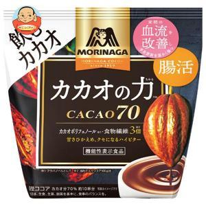 森永製菓 森永ココア カカオ70 200g袋×24袋入|misono-support