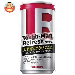 ヤクルト Tough-Man Refresh(タフマン リフレッシュ) 190g缶×30本入|misono-support