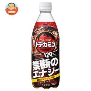 アサヒ飲料 ドデカミン 禁断のエナジー 500mlペットボトル×24本入|misono-support