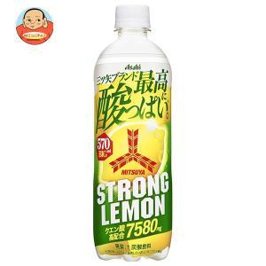アサヒ飲料 三ツ矢 グリーンレモン 500mlペットボトル×24本入|misono-support