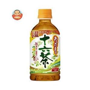 アサヒ飲料 【HOT用】あったまる十六茶 350mlペットボトル×24本入