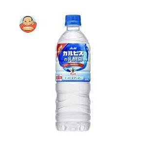 アサヒ飲料 おいしい水プラス カルピスの乳酸菌 600mlペットボトル×24本入|misono-support