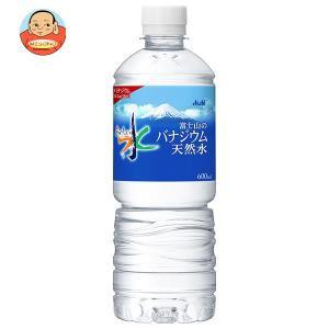 アサヒ飲料 おいしい水 富士山のバナジウム天然水 600ml...