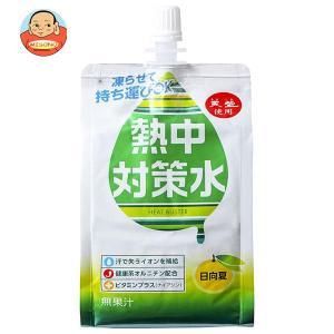 赤穂化成 熱中対策水 日向夏味 300gパウチ×30本入|misono-support