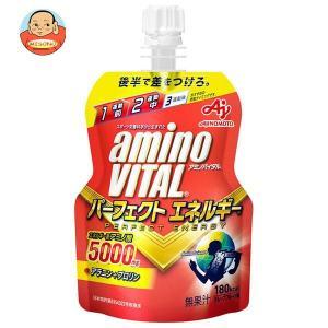 味の素 アミノバイタルゼリー パーフェクトエネルギー 130gパウチ×30(6×5)本入|misono-support