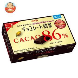 明治 チョコレート効果カカオ86%BOX 70g×5箱入