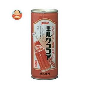 宝積飲料 プリオ パレードミルクココア 245g缶×30本入|misono-support