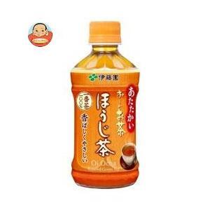 伊藤園 【HOT用】お〜いお茶 ほうじ茶 345mlペットボトル×24本入