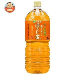 伊藤園 お〜いお茶 絶品ほうじ茶 2Lペットボトル×6本入