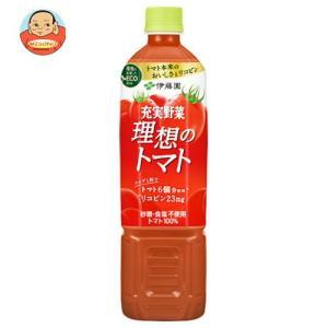 伊藤園 理想のトマト 900gペットボトル×12本入