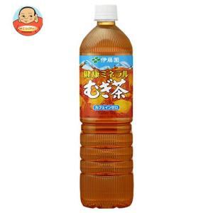 伊藤園 健康ミネラルむぎ茶 1LPET×12本入|misono-support