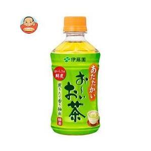 伊藤園 【HOT用】お〜いお茶 緑茶 345mlペットボトル×24本入
