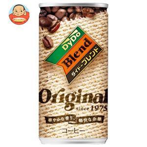 ダイドー ブレンドコーヒー 185g缶×30本入