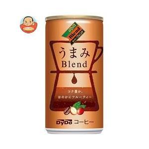 ダイドー ブレンド うまみブレンド 185g缶×30本入