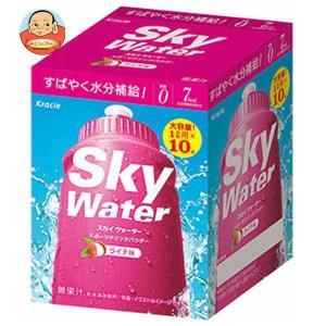 クラシエ スカイウォーターゼロ ライチ味 1L用 (9g×2×5袋)×1箱入 misono-support